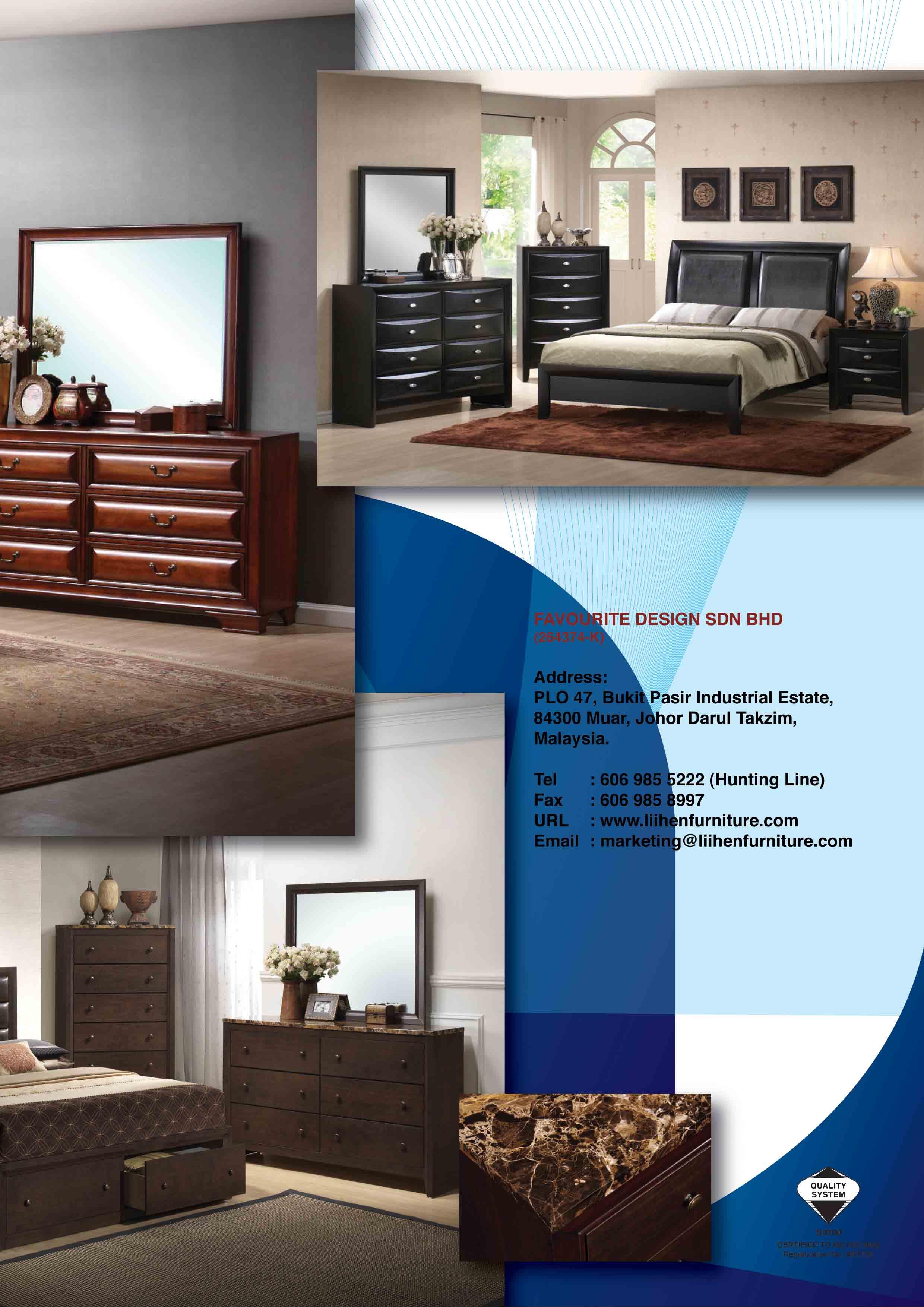 Favourite Design Sdn Bhd Co No 264374 K